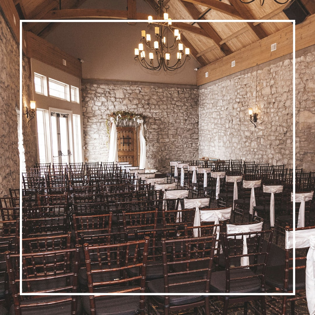 Intimate Wedding Venue St. Louis